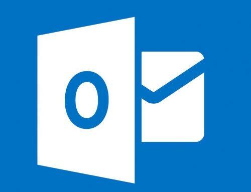 إنشاء بريد الكتروني في مايكروسوفت أوتلوك