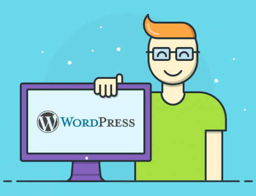 Create your website on WordPress